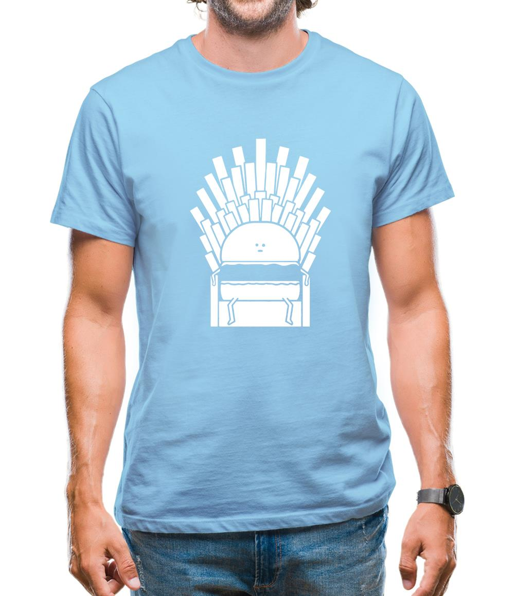Game Of Fries Mens T-Shirt