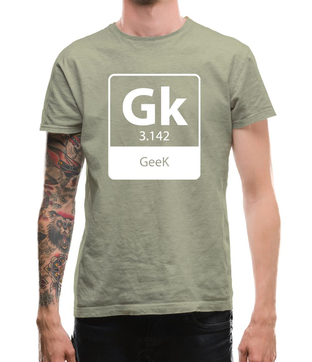 Geek Element Mens T-Shirt