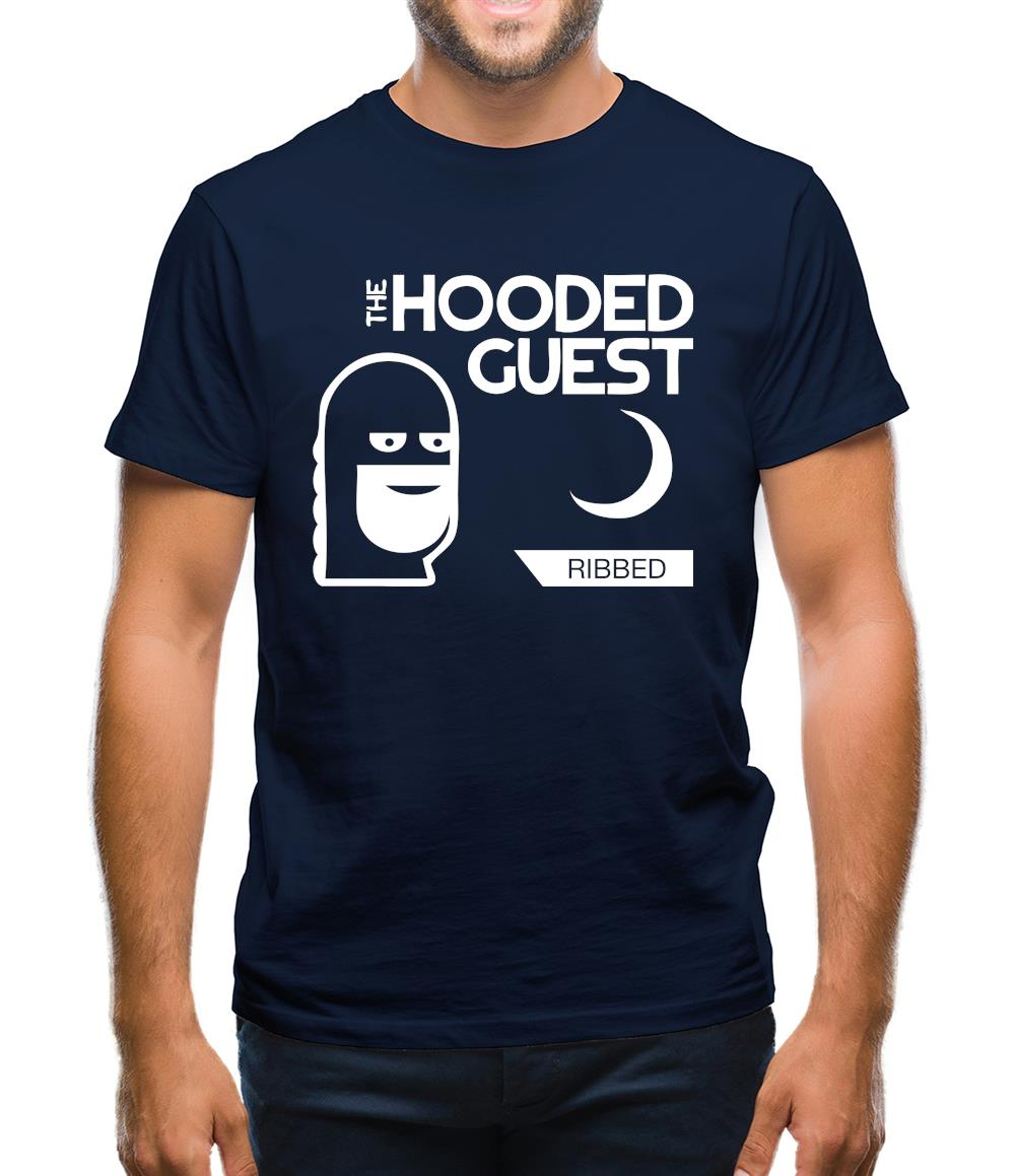 Anchorman 2 - The hooded guest Mens T-Shirt