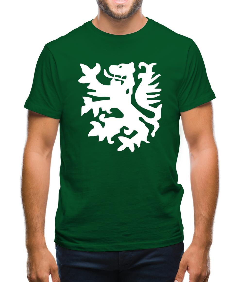 Netherlands Lion Mens T-Shirt