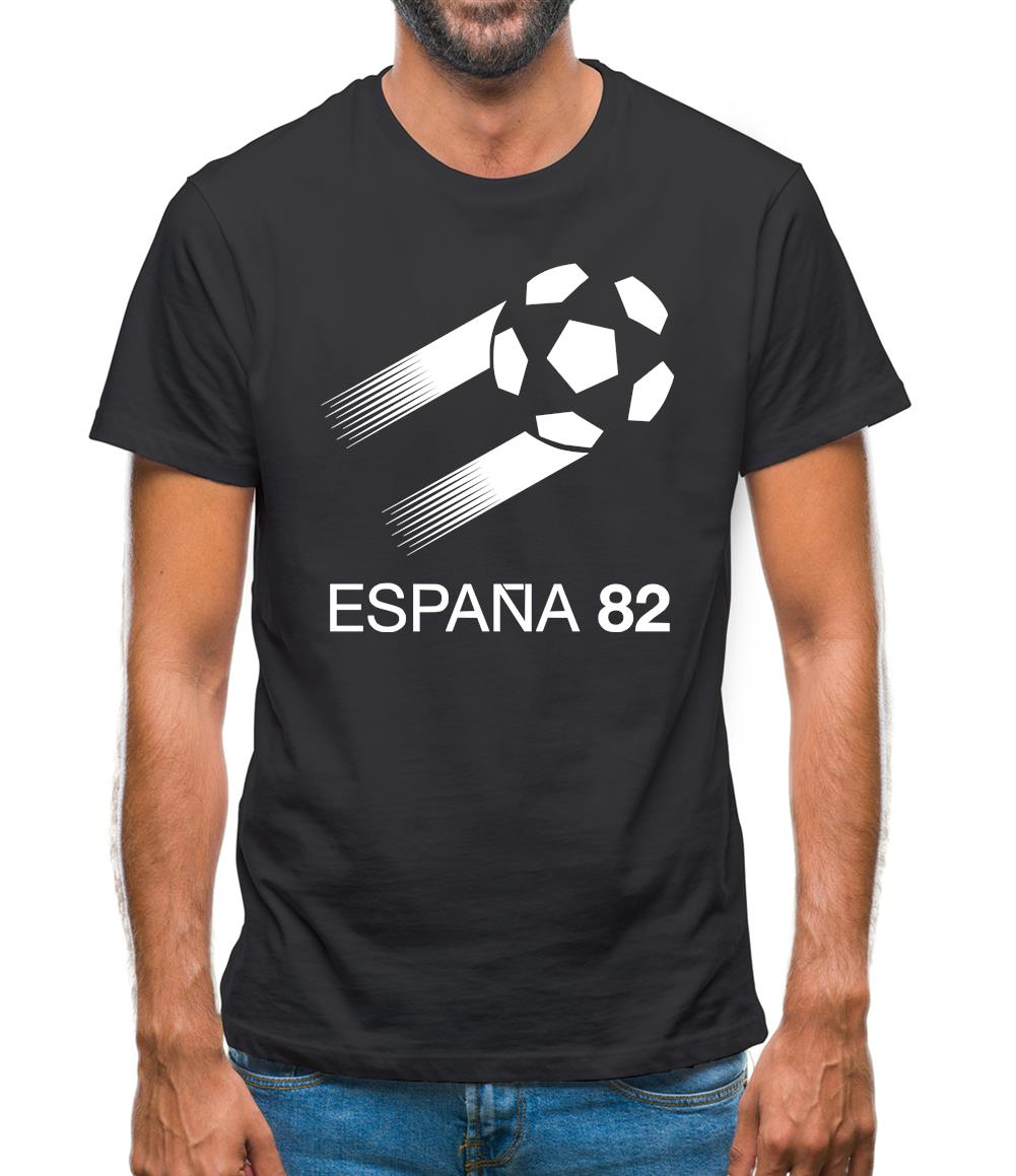 1982 World Cup Espana Mens T-Shirt