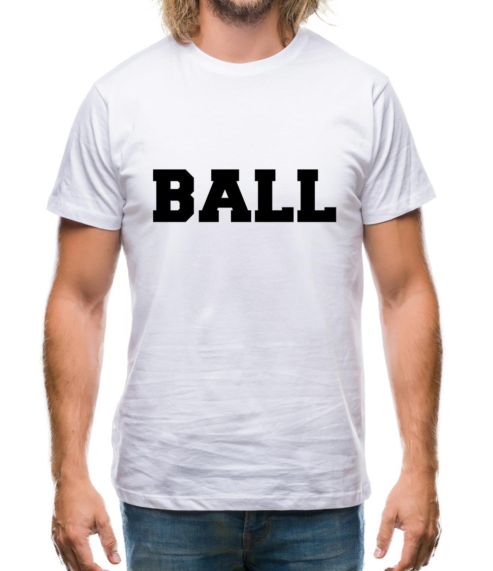Ball Mens T-Shirt