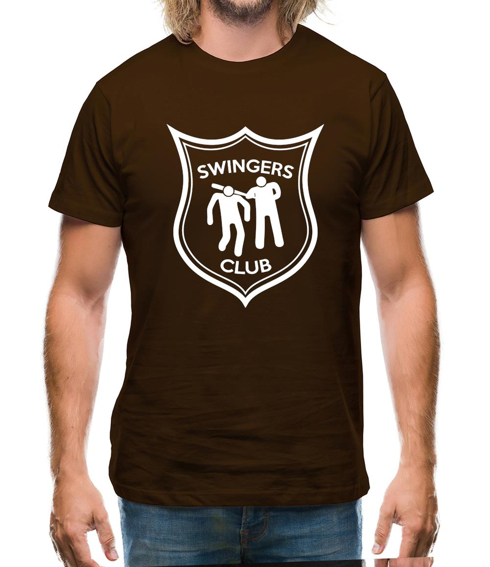 Swingers Club Mens T-Shirt