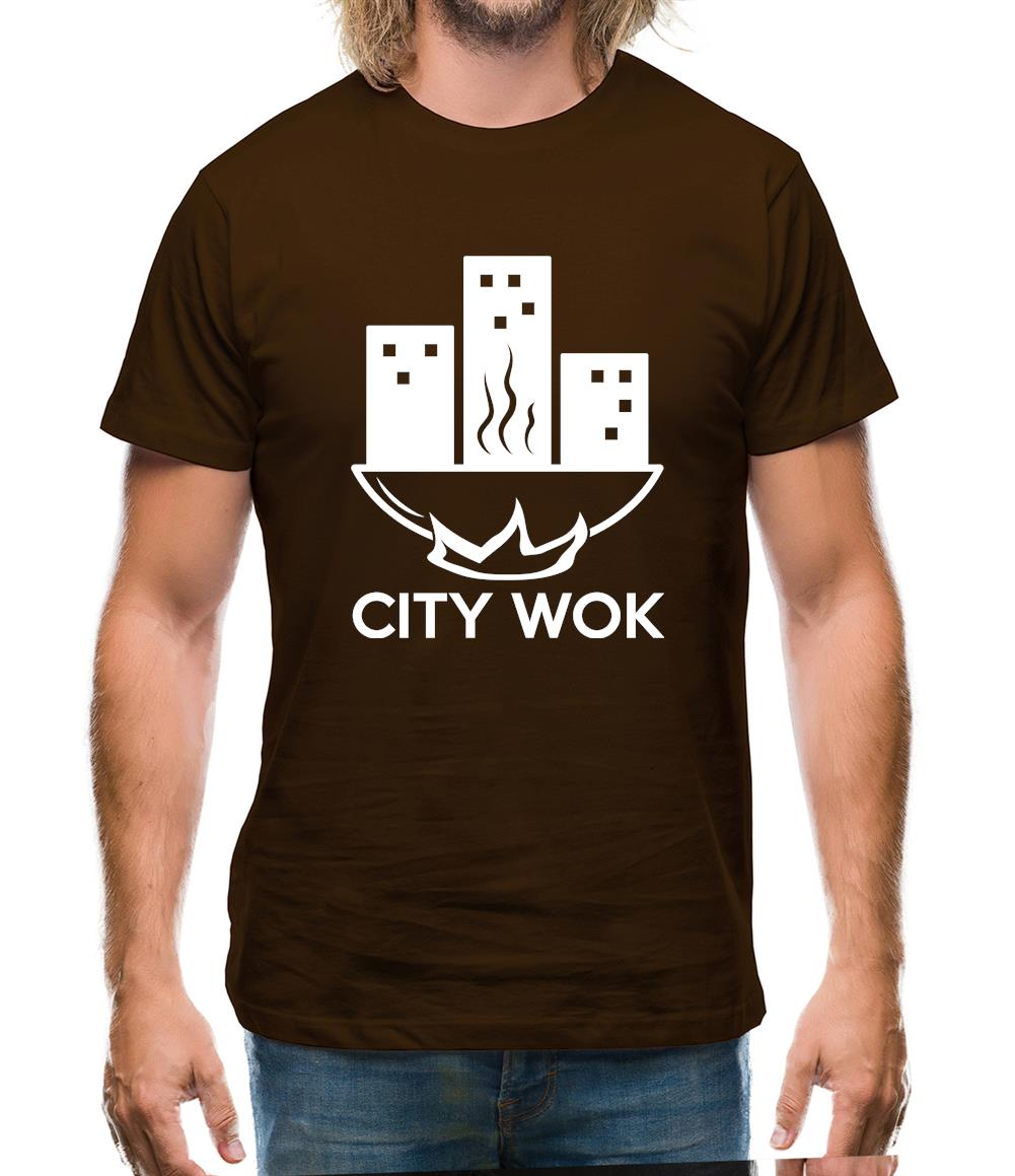 City Wok Mens T-Shirt