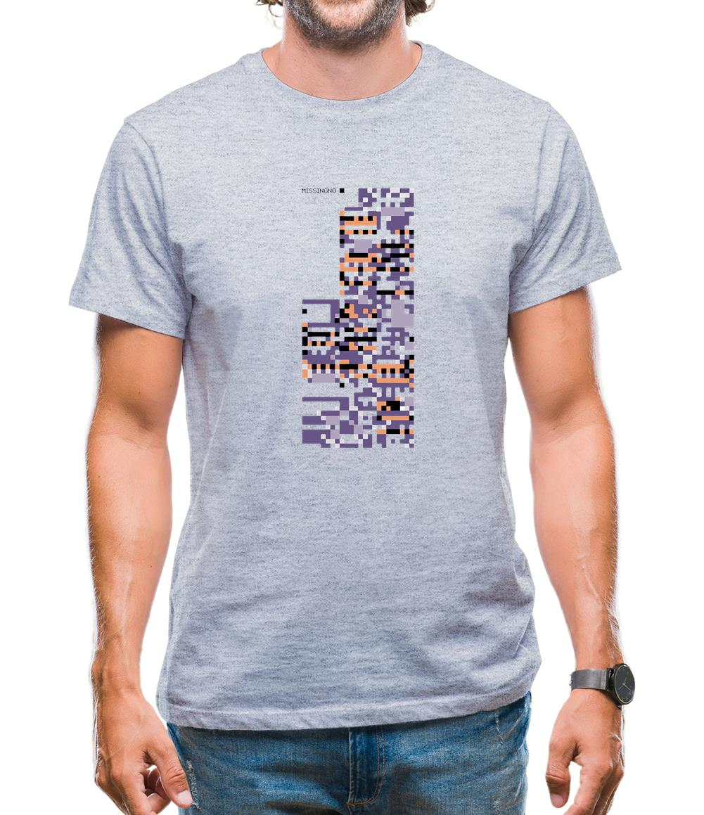 MissingNo Mens T-Shirt