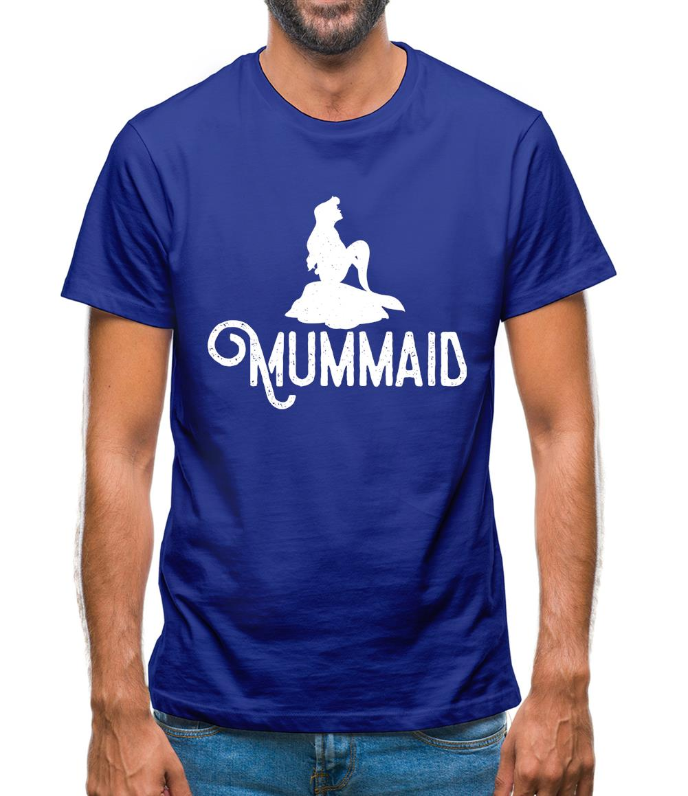 Mummaid Mens T-Shirt