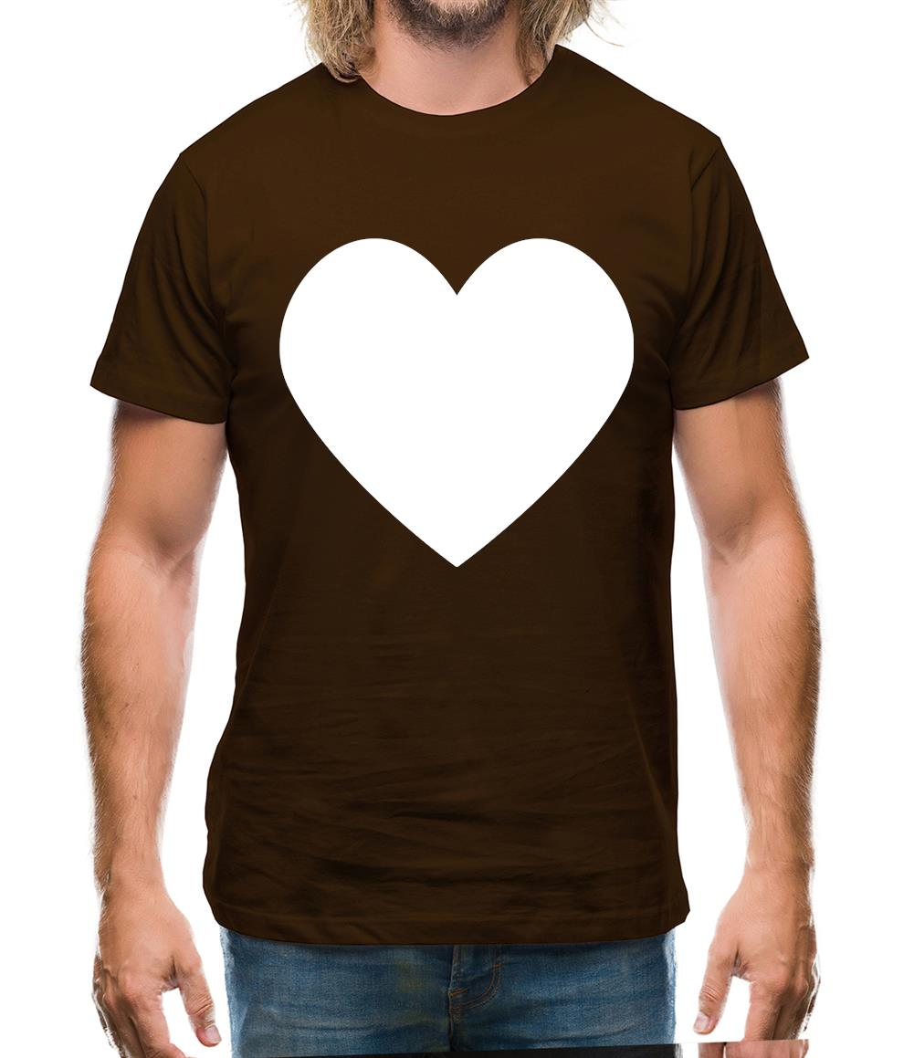 Heart Mens T-Shirt