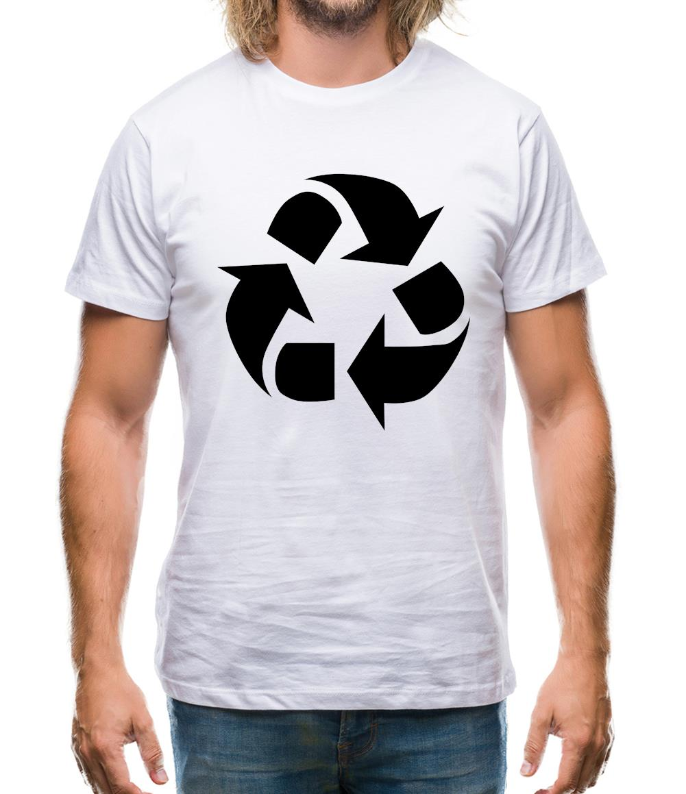 Recycle Mens T-Shirt