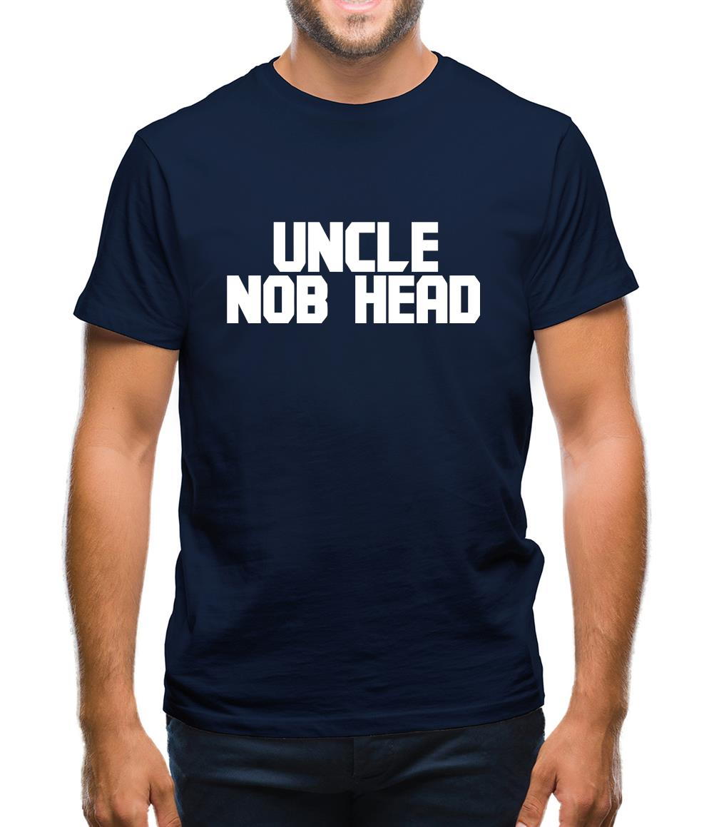 Uncle Nob Head Mens T-Shirt