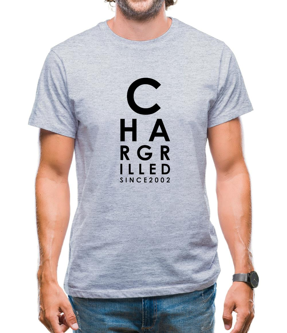 Eye Test Mens T-Shirt