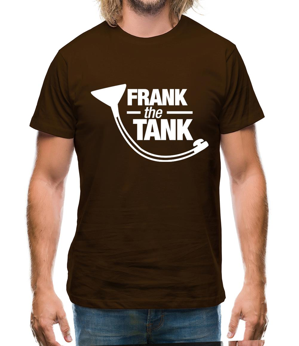 Frank The Tank Mens T-Shirt