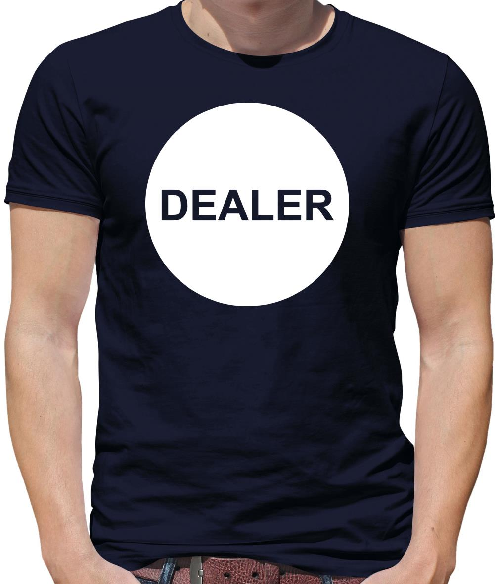 Dealer Mens T-Shirt