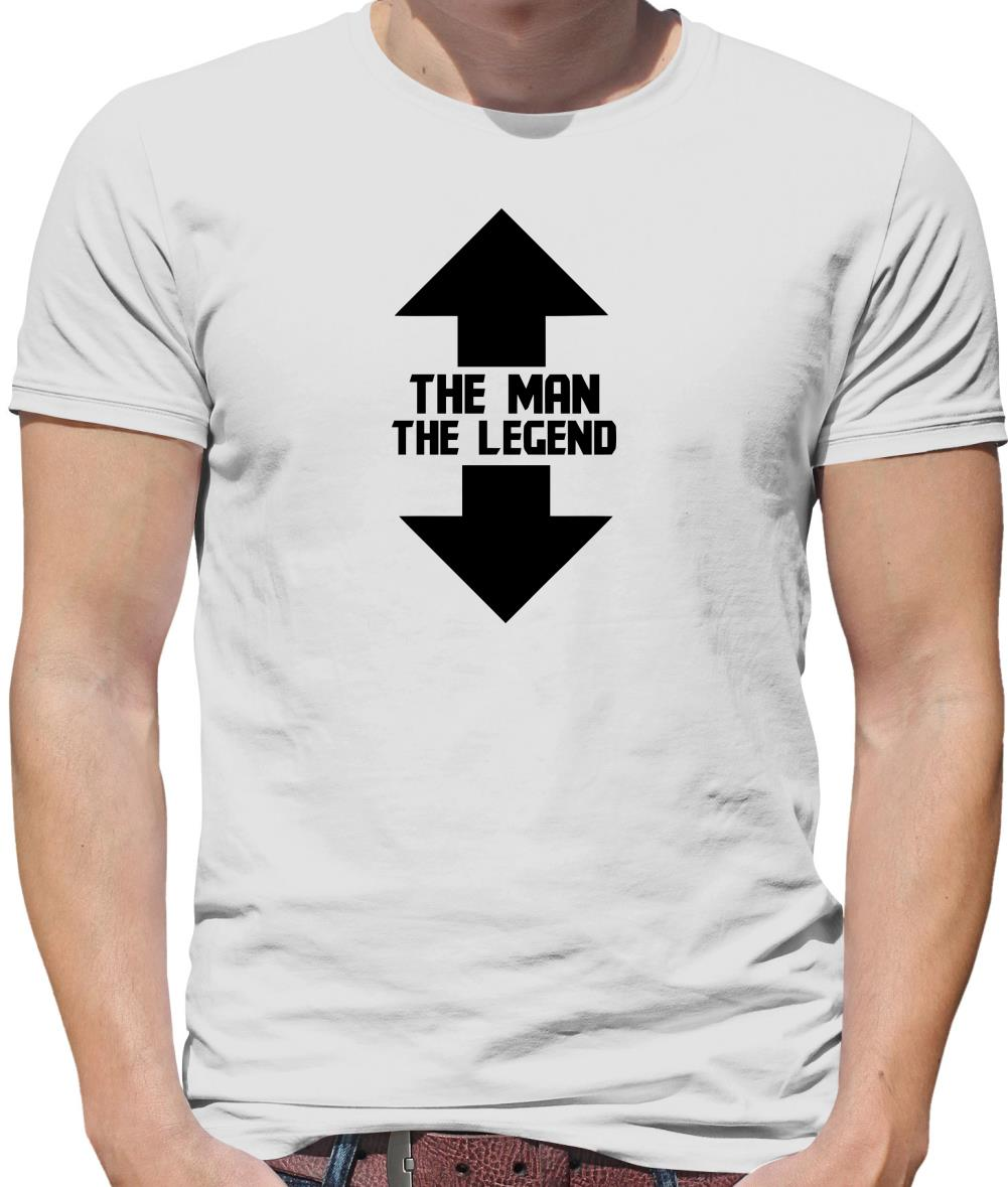 The Man, The Legend Mens T-Shirt
