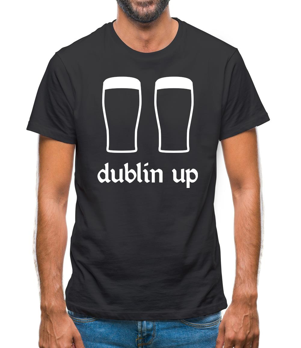 Dublin Up Mens T-Shirt