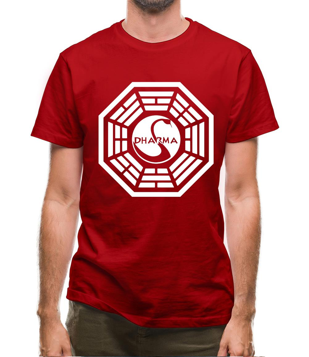 Dharma Initiative Mens T-Shirt