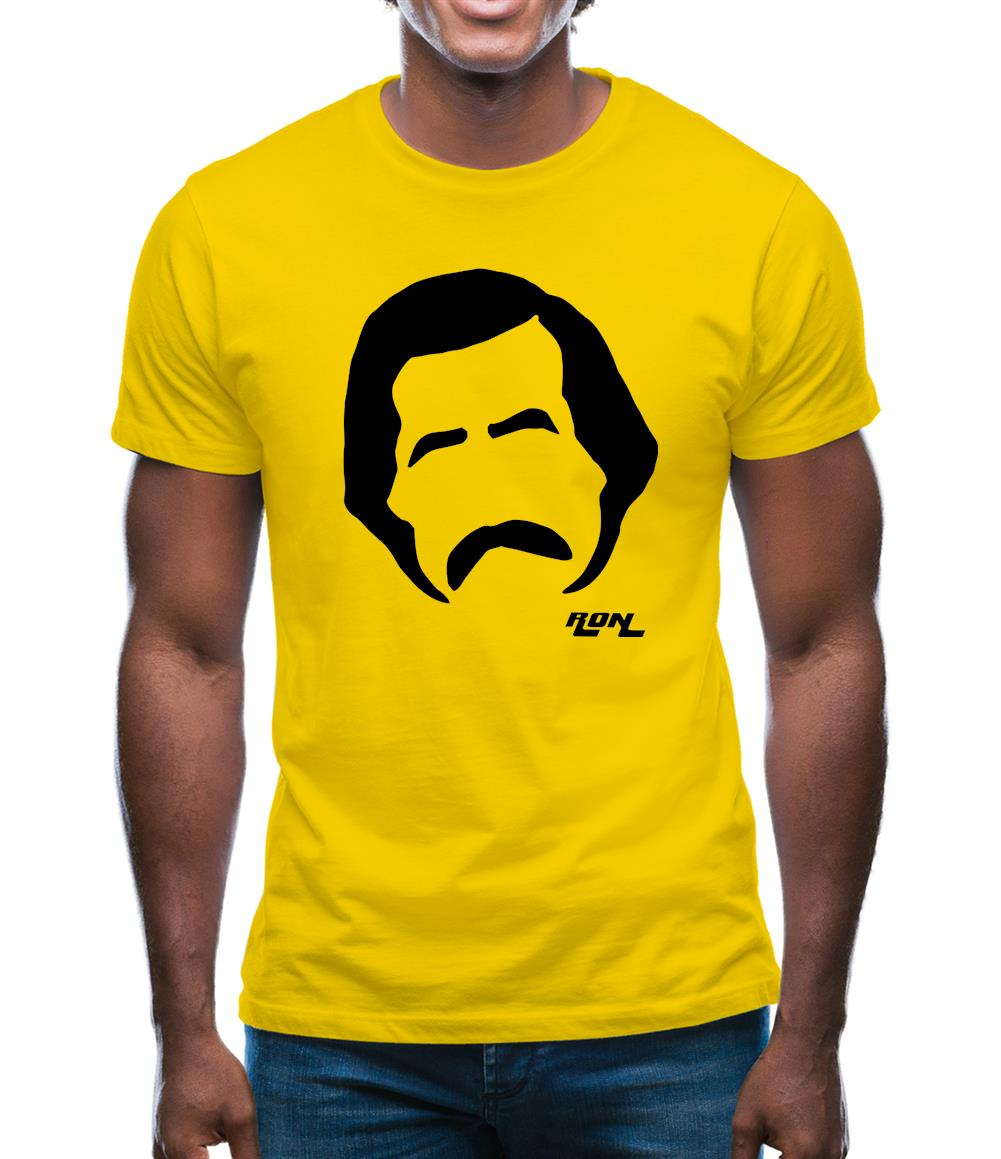 Ron Mens T-Shirt