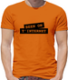 Been on t-internet Mens T-Shirt