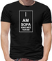 I  am sofa king wee tar did Mens T-Shirt