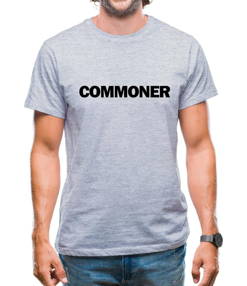 Commoner Mens T-Shirt