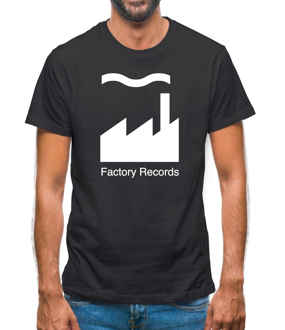 Factory Records Mens T-Shirt
