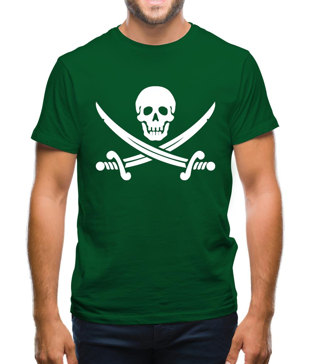 Jolly Roger Mens T-Shirt