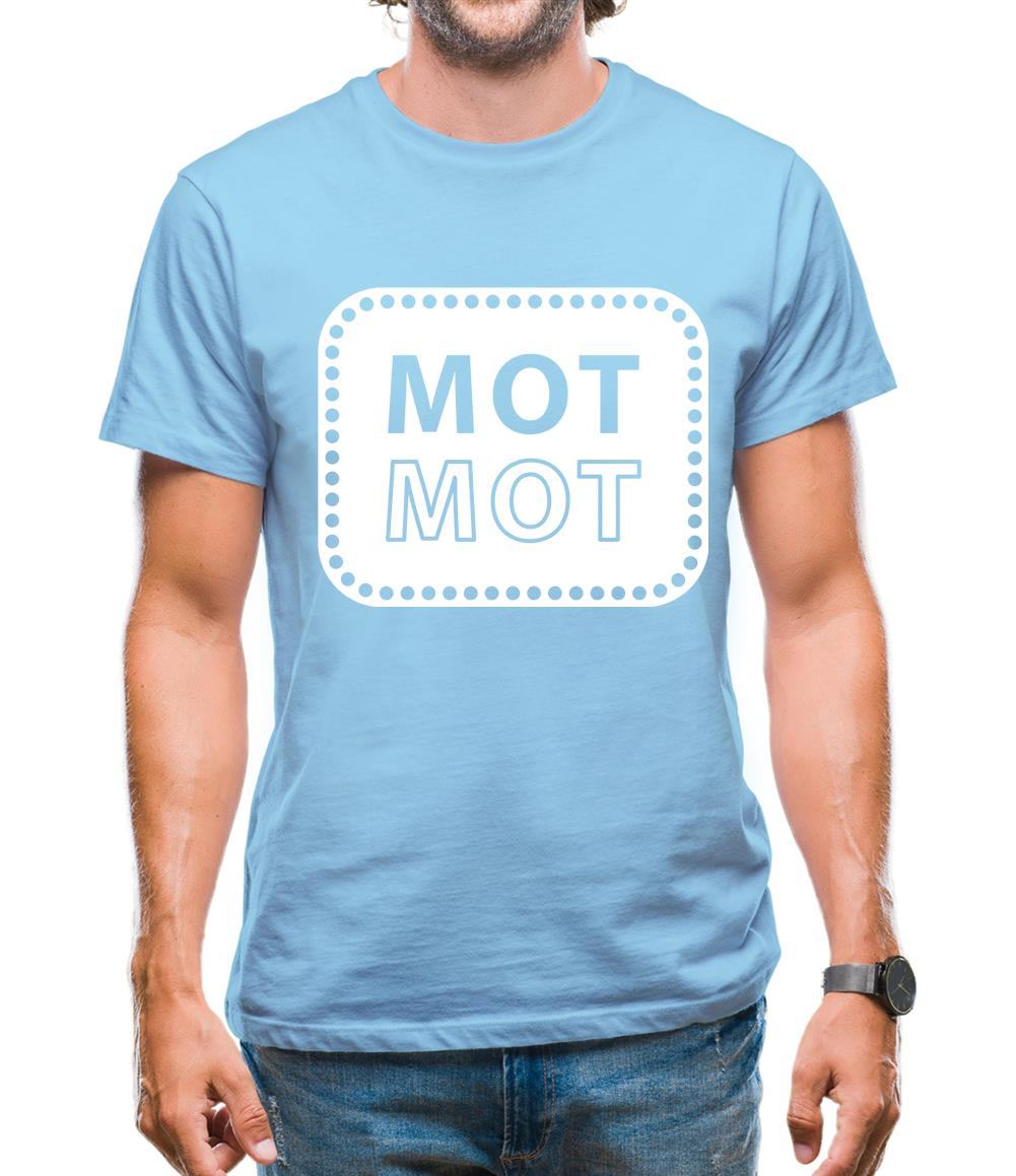 Mot Mot Mens T-Shirt