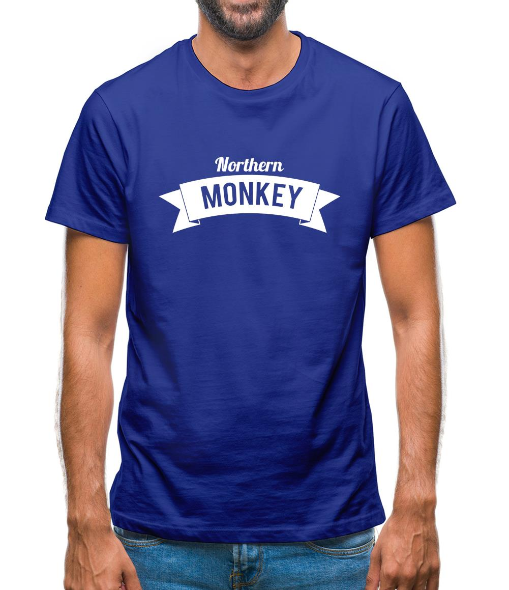 Northern Monkey Mens T-Shirt