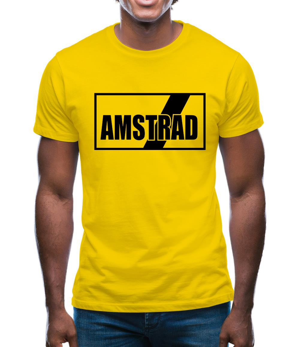 Amstrad Mens T-Shirt