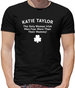 Katie Taylor The Only Woman Irish Men Fear More Than Their Mammy Mens T-Shirt