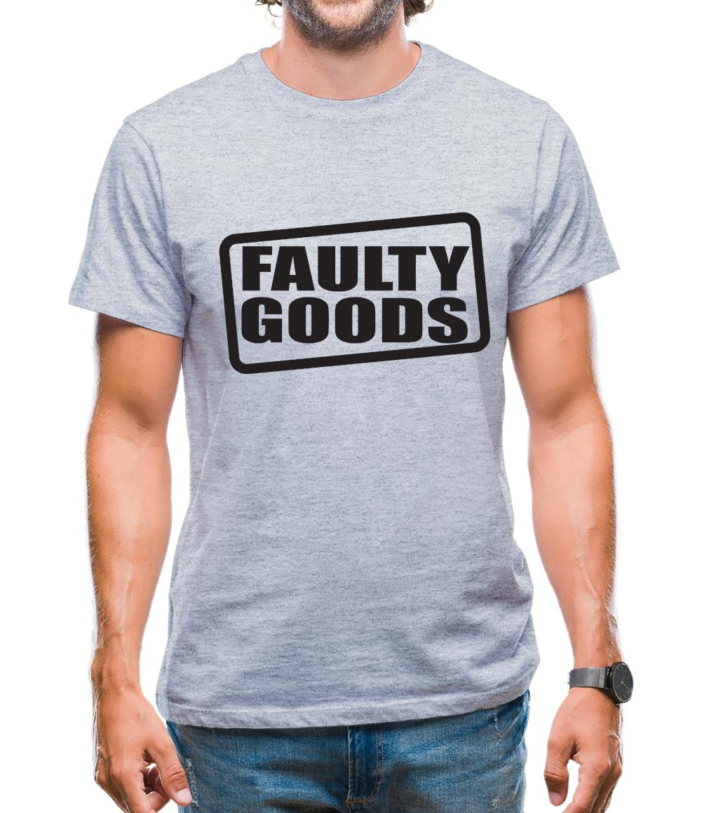 Faulty Goods Mens T-Shirt