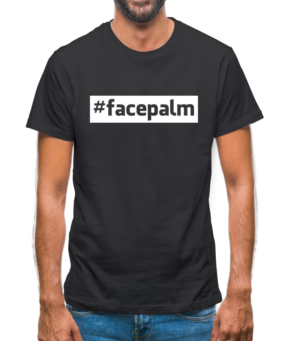 c5a9776b Face Palm Mens T-Shirt – Tee.sh