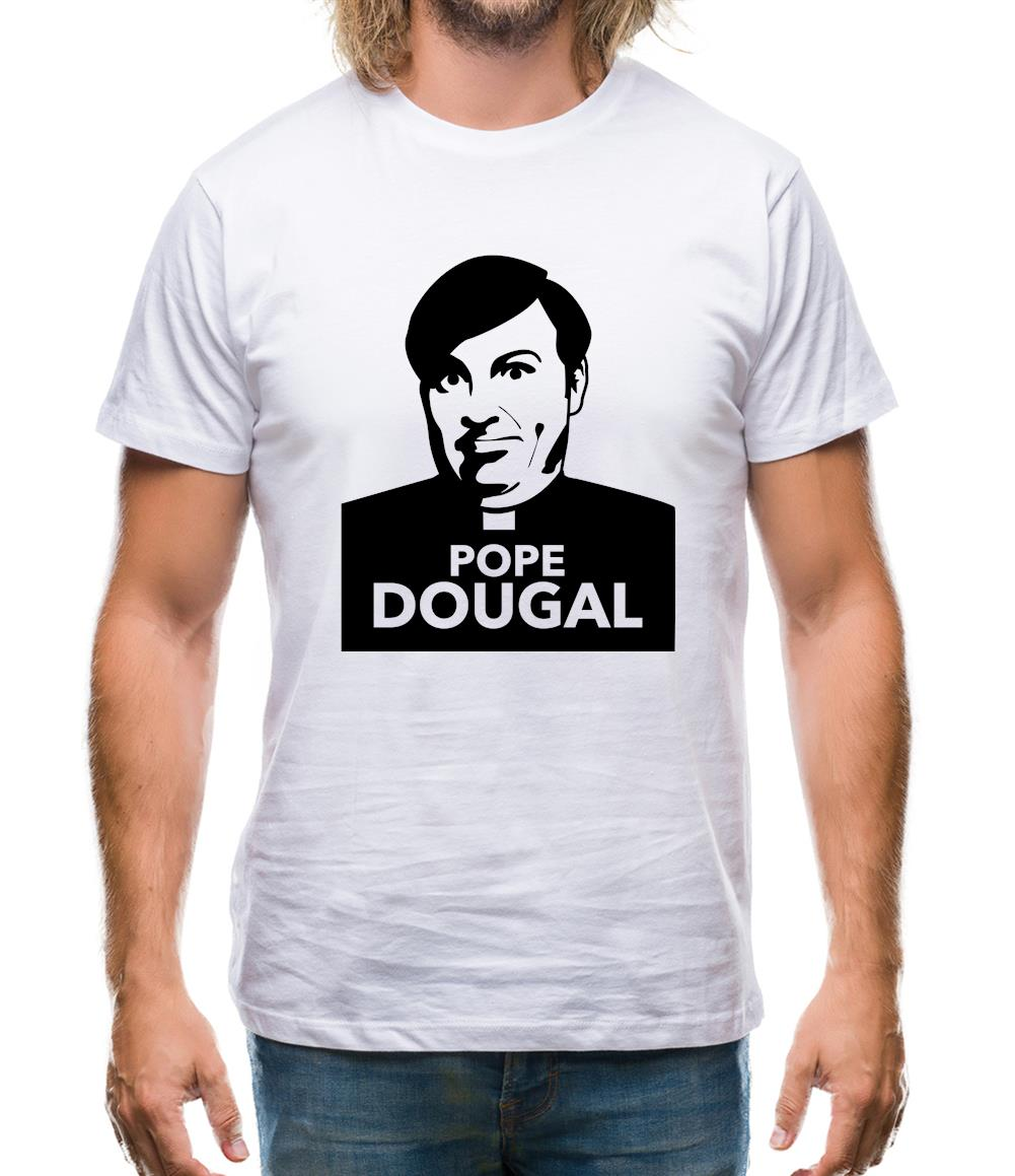 Pope Dougal Mens T-Shirt