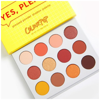 _Colourpop Eyeshadow Palette (Yes, Please)