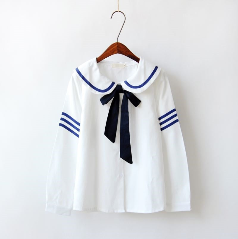 Itsumi Sailor Top