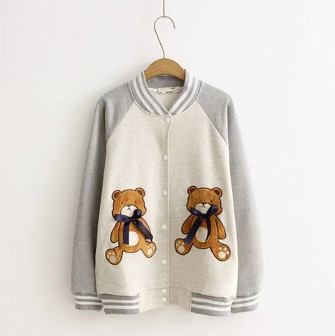 Akiyo Bear Jacket