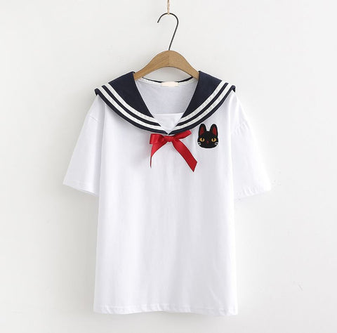 Michi Sailor Top