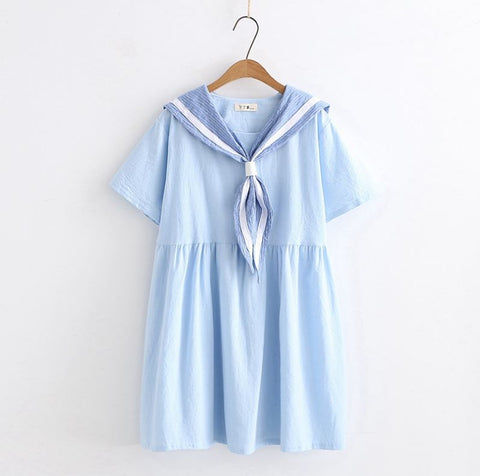 Nara Sailor Dress