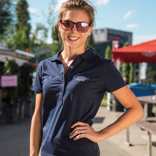 S&D Blue Cycling Polo
