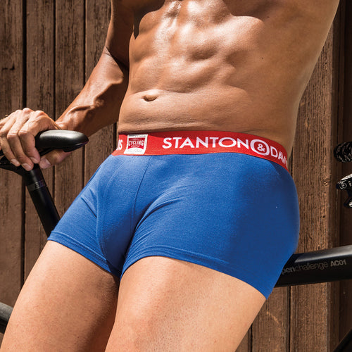 S&D Cycling Lifestyle Trunk blue