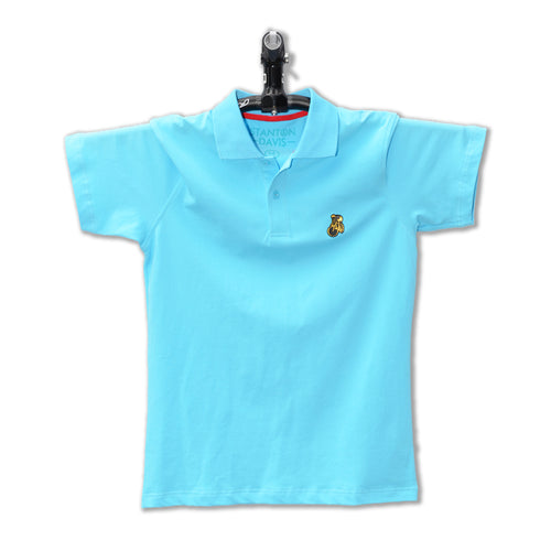 S&D Rider Icon Polo aqua