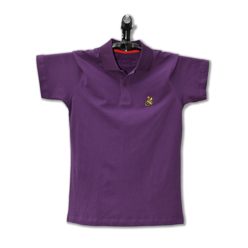 S&D Rider Icon Polo purple