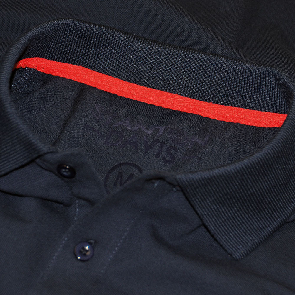 S&D Rider Icon Polo navy blue