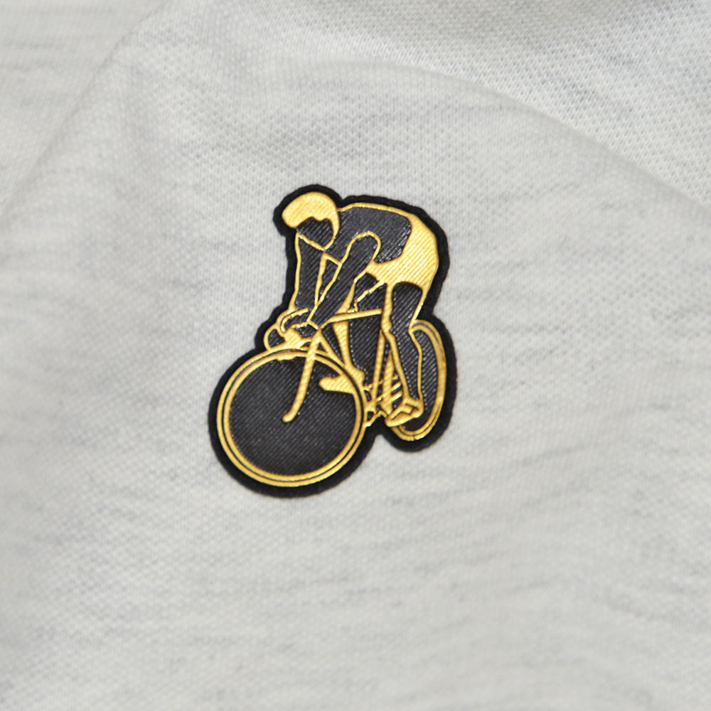 S&D Rider Icon Polo white
