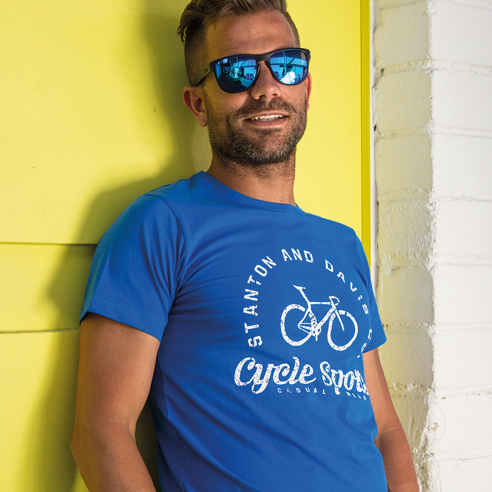 S&D Cycle Sports T-Shirt
