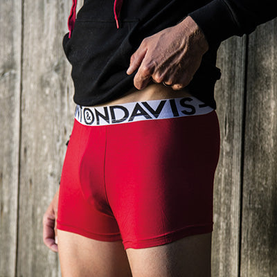 S&D Logo Trunk red
