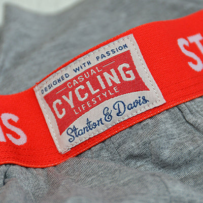 S&D Cycling Lifestyle Trunk grey