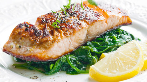 Lemon-Caper Salmon