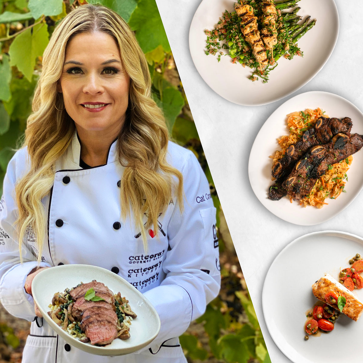 10 Meals by Cat Cora - Homebistro