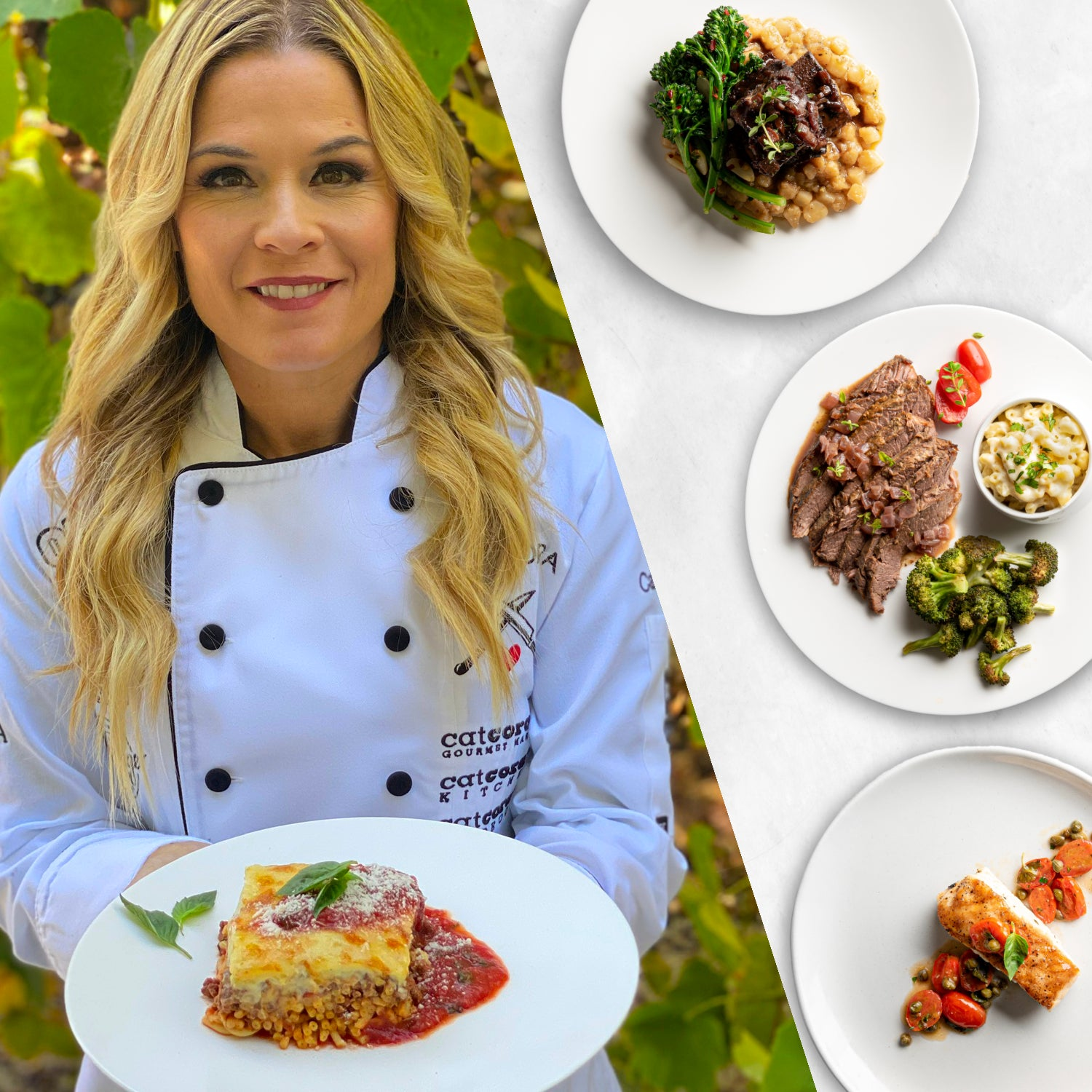 20 Meals by Cat Cora - Homebistro