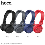 Hoco W25 Deep Bass Wireless Bluetooth Headphones